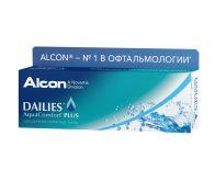 DAILIES AquaComfort Plus 30 Линз
