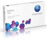 Biofinity Toric 3 Линзы