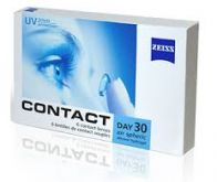 Carl Zeiss CONTACT DAY 30 AIR SPHERIC 6 Линз