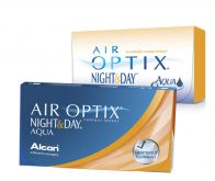 Air Optix Night and day 3 Линз