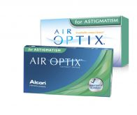 Air Optix for Astigmatism 3 Линзы