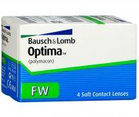 BAUSCH & LOMB OPTIMA 4 ЛИНЗЫ