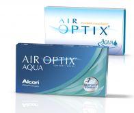AIR OPTIX AQUA 3 ЛИНЗЫ